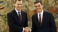 El Rey propone a Pedro Sánchez como candidato: en directo