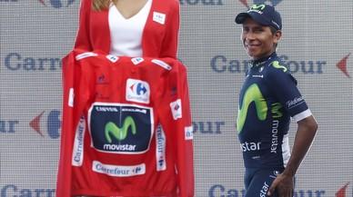 Quintana aprèn de Contador