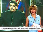 Susanna Griso compara a Maduro con Calígula