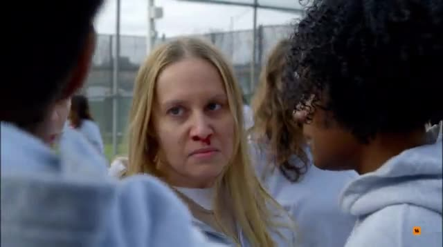 'Orange is the new Black': el motín de Litchfield