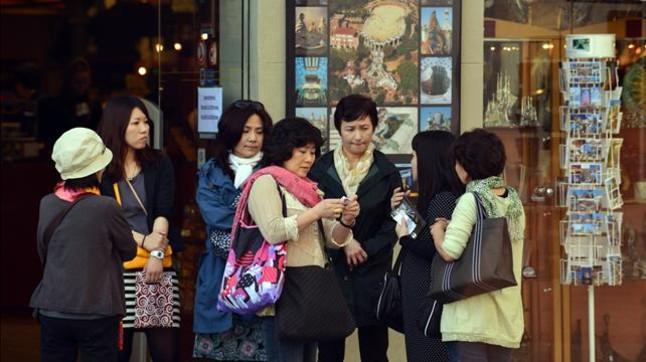 La Semana Santa dispara las visitas de turistas internacionales el 8% en marzo