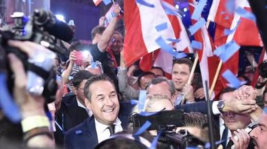 La ultradreta negocia entrar al Govern d'Àustria