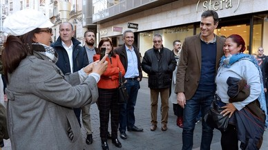 """Sánchez es desenganxa del PP i C's: """"El seu discurs és recentralitzador"""""""