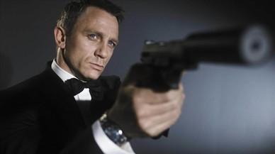 Daniel Craig, per cinquena vegada en el paper de Bond