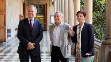 Las grandes universidades catalanas piden 300 millones más para evitar su fosilización
