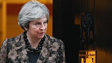 May dobla la seva oferta pel 'brexit': ofereix pagar 40.000 milions com a factura a la UE