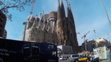 ZTE aterriza en Barcelona