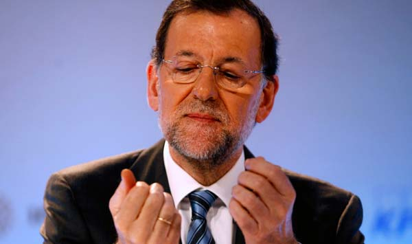 Rajoy, dispuesto a 'dialogar' sobre el pacto fiscal cuando llegue el momento