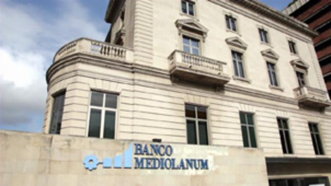 Sede del Banco Mediolanum en Barcelona.