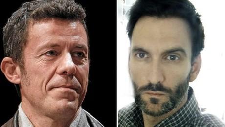 Javier Espinosa (izquierda) y Ricard Garcia Vilanova.