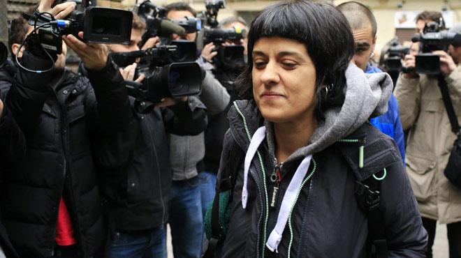 Declaraciones de Anna Gabriel en Catalunya Ràdio
