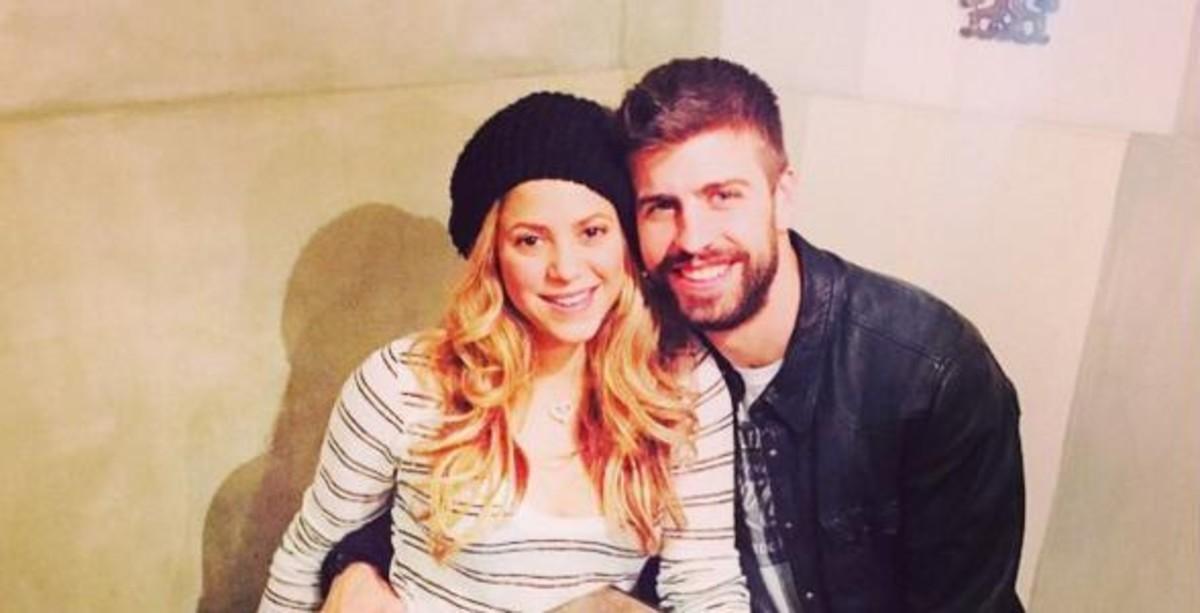 Així es van conèixer Piqué i Shakira