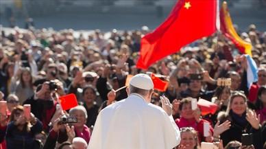 """El Papa considera un """"pecat gravíssim"""" el tancament d'empreses i la destrucció de llocs de treball"""