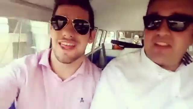Vídeo de la 'PPneta' que Ángel Crespo ha colgado en su cuenta de Instagram.