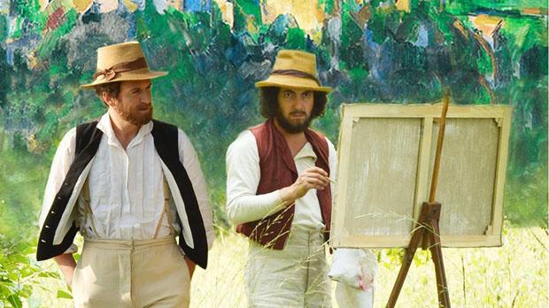 Estrenos de la semana. Tráiler de Cézanne y yo (2017).