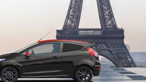 Ford trae la conectividad a París.