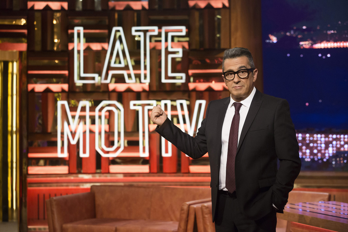 late motiv 4x08 Espa&ntildeol Disponible