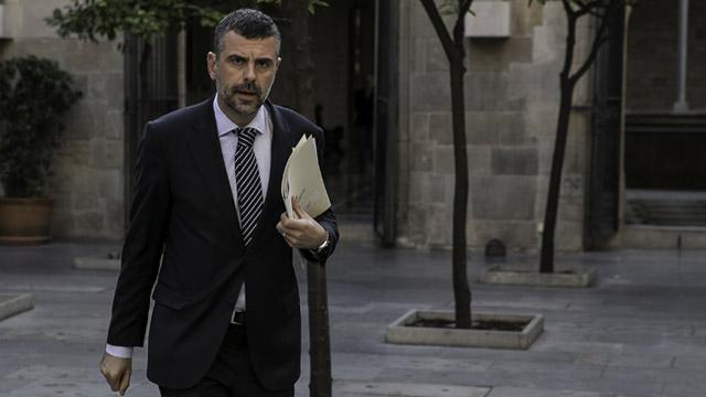 Audio de la declaración de Santi Vila en la Audienecia Nacional, ante la jueza Lamela.