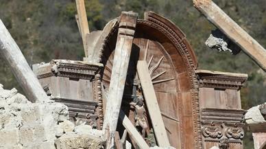 Los cuatro terremotos arrasan el corazón medieval de Italia