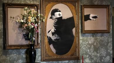 Així és l'hotel de Banksy a Cisjordània