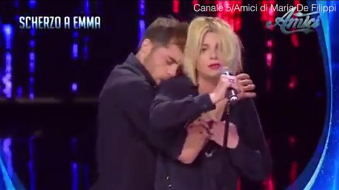 Una broma masclista d'un programa italià indigna les xarxes socials