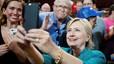"La ""deshonesta"" Hillary Clinton"