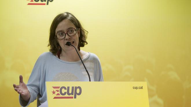 """La CUP veuria """"bé"""" incrementar l'IRPF a rendes de més 90.000 euros"""