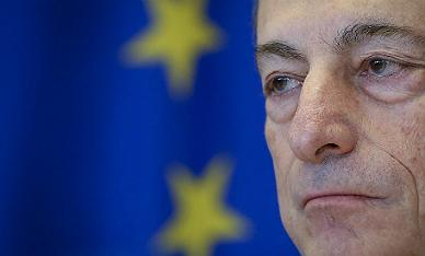Draghi defiende su pol�tica monetaria antes de intervenir en el Bundestag
