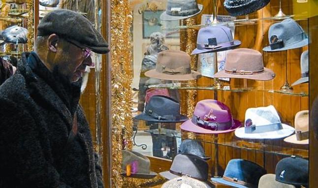 El arte del sombrero