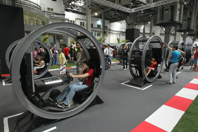 La feria de videojuegos gamelab arranca para el gran p blico for Ferias barcelona hoy