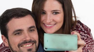 Alberto Garzón fa públic el seu compromís de casament