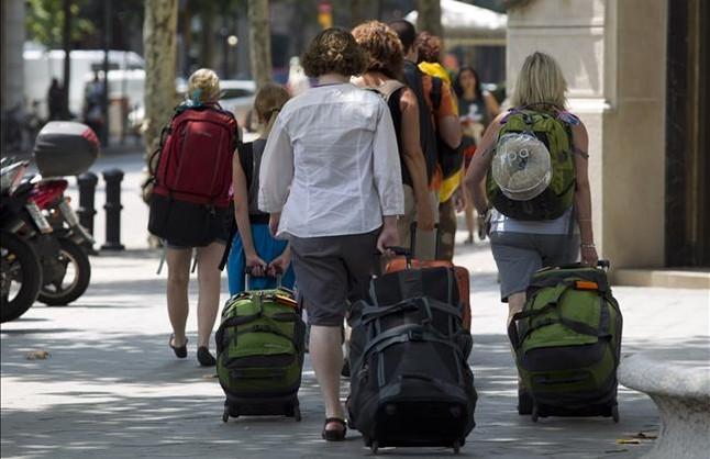 Los hoteles de Barcelona esquivan la crisis