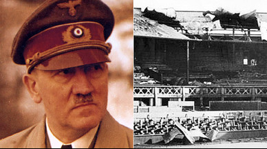 Els nazis van bombardejar Wimbledon
