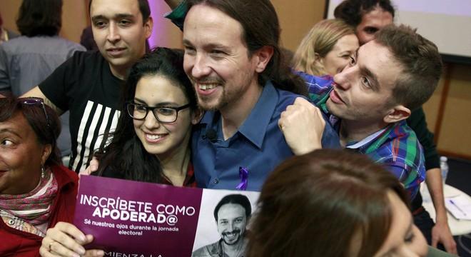 La remontada de Podemos cristaliza en las redes sociales