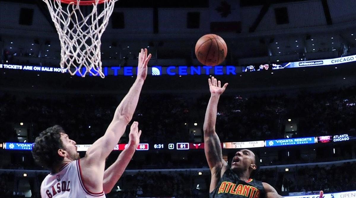 Los Bulls, cada vez más lejos de los playoffs