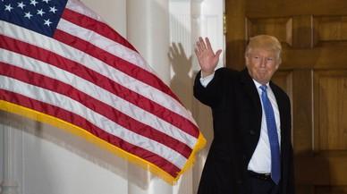 Trump suavitza la seva posició i ja no nega el canvi climàtic