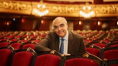 Salvador Alemany, nuevo presidente de la Fundació del Liceu