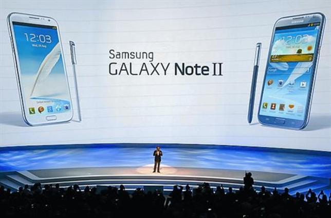 Samsung vende 500 m�viles por minuto
