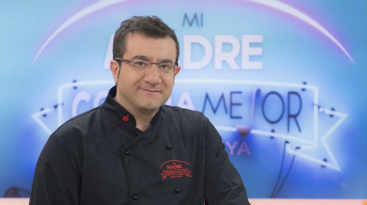 Sergio fern ndez estrena nueva temporada en canal cocina for Canal cocina sergio fernandez