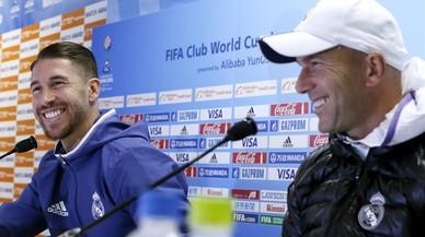 A un pas de tancar el gran any de Zidane
