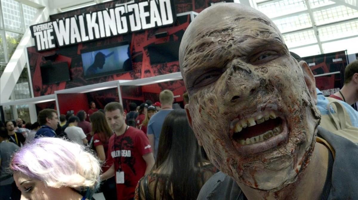 'The walking dead' llega a los parques de atracciones