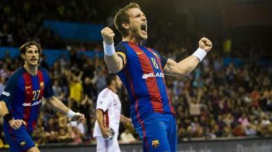 El Barça culmina el seu rècord de 100 victòries seguides a la Lliga