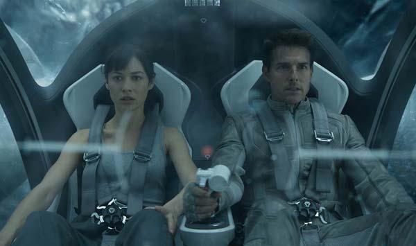 Tráiler de la película 'Oblivion'.