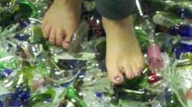 Pisar descalzo cristales rotos, la última prueba de amor