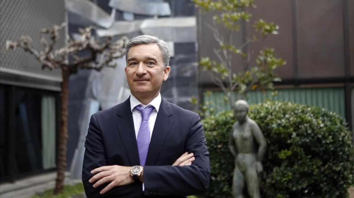 Iglesias ibercaja la banca no prev la independencia for Oficinas de ibercaja en barcelona