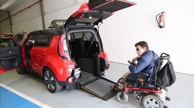Discapacitat al volant: un dret que encara sorprèn