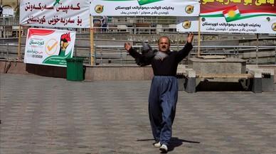 El Kurdistan iraquià busca la independència d'esquena a la comunitat internacional