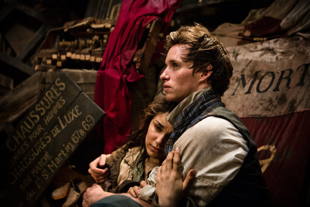 Una imagen de la pelcula 'Los miserables'.