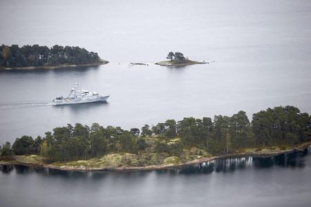 L'armada sueca busca un submar� rus avariat i amagat a Estocolm