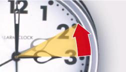 El domingo, los relojes se tendr�n que atrasar una hora